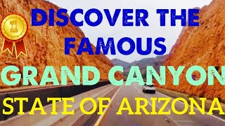 DISCOVER THE FAMOUS GRAND CANYON STATE OF ARIZONA| PINOY TRUCKER