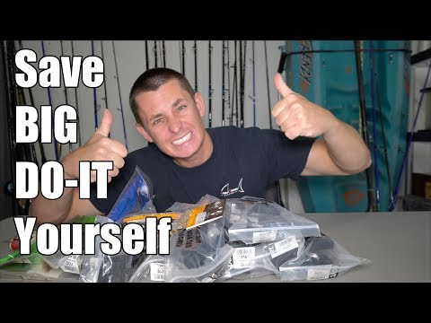 *WARNING* This Video Contains TIPS to $AVE BIG on Fishing Tackle! (Tackle Tuesday)