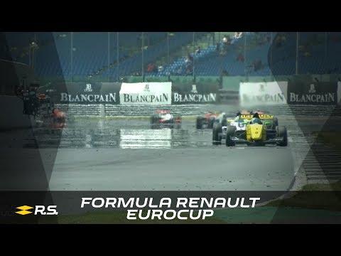 2018 Formula Renault Eurocup - Round 3 - Silverstone - Race 1 Highlights