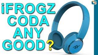 Do the iFrogz CODA Sound Any Good?