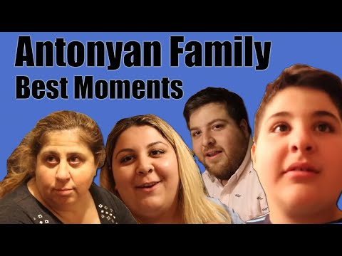 Antonyan Family Best Moments