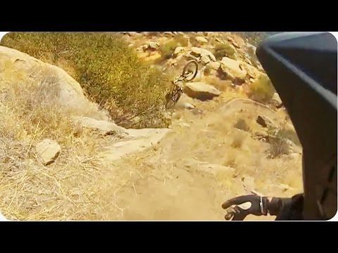 How To Ghost Ride Your Bike Off A Cliff