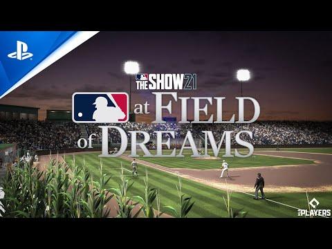 Wie San Diego Studio in MLB The Show 21 das Field of Dreams gebaut hat