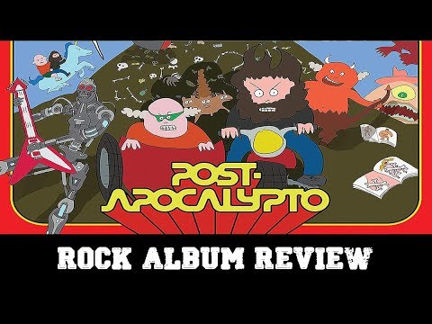 "Rock Album Review – Tenacious D ""Post-Apocalypto"""