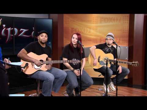ELIPZIS Performs Live on FOX 17