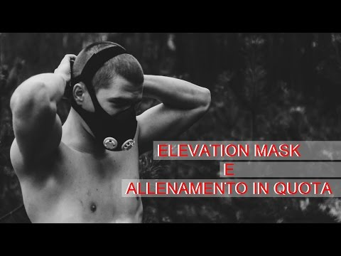 Elevation Mask: i vantaggi dell'allenamento simulato ad alta quota