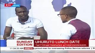 Sunday Edition: UhuRuto lunch date