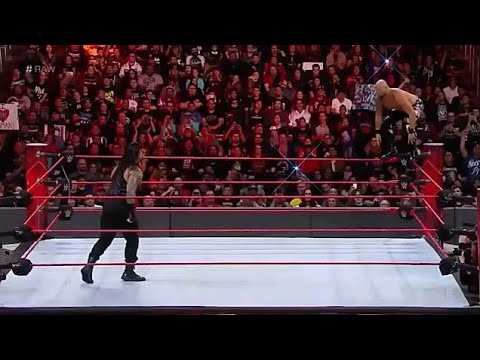 Download Roman Reigns Best Savage Moments In Wwe Video Download in HD Mp4,  by fun club with songs by fun clu Mp4 HD Video and MP3