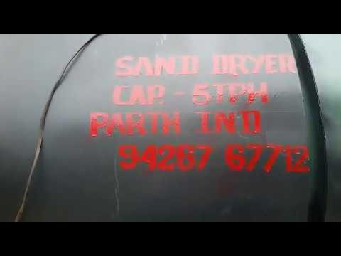 Sand Dryer