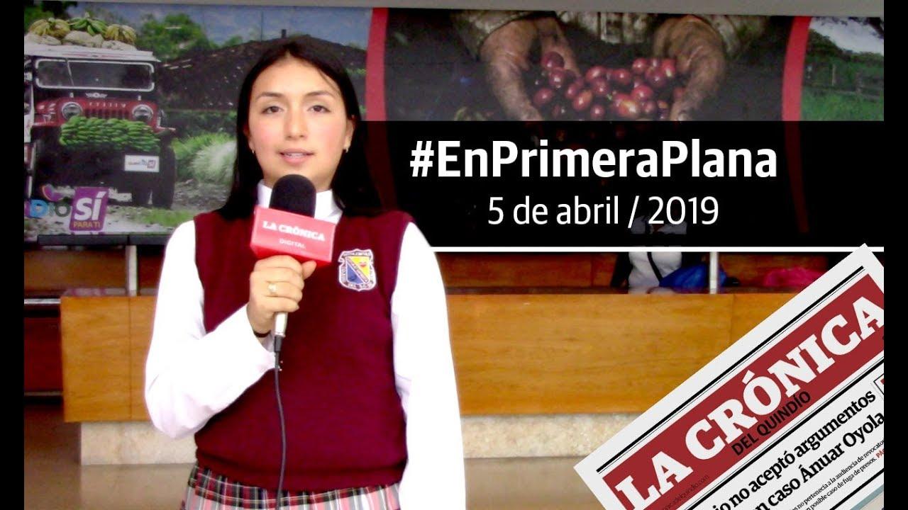 En Primera Plana: lo que será noticia este sábado 6 de abril