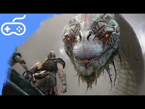 HAD SVĚTA! - God of War #2