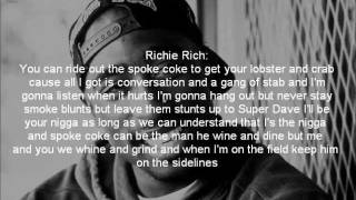 2PAC - I'd Ratha Be Ya N.I.G.G.A (Lyrics)