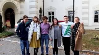 Erasmus+  Cham 2018 prezentacja ZS im. J.Kasprowicza w Jelczu - Laskowicach