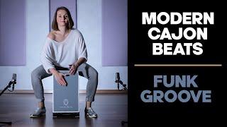 Modern Cajon Beats - Funk Groove