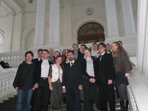 Студенты и молодые преподаватели о кафедре