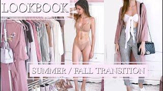 SUMMER / FALL LOOKBOOK ♡ Tryon Fashion Haul