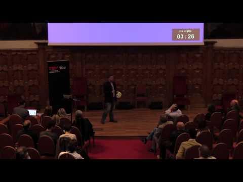 0:14 / 19:14 Synergie des humains -- déclaration d'amour à internet: Frédéric Bardeau at TEDxNice