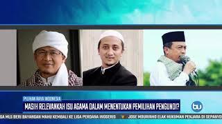 PILIHAN RAYA INDONESIA   Isu Agama Terus Jadi Tumpuan Kempen Di Jawa Barat