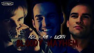 Andrew Lees, Kol + Kai + Lucien | Opening Credits [Bloody Mayhem]