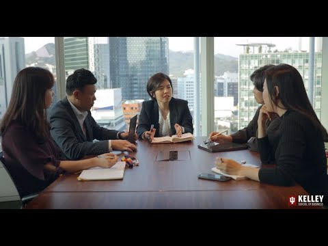 [Testimonial] Kelley-SKK Executive MBA Students