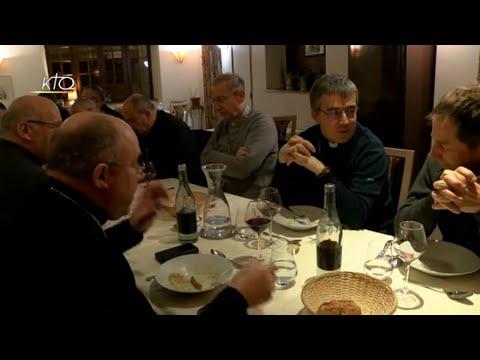 En Bourgogne, un temps fraternel entre évêques