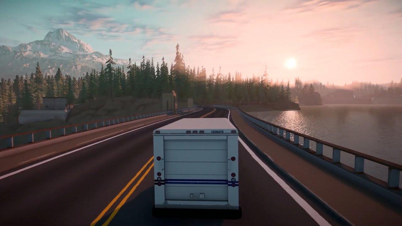 Lake Announcement Trailer