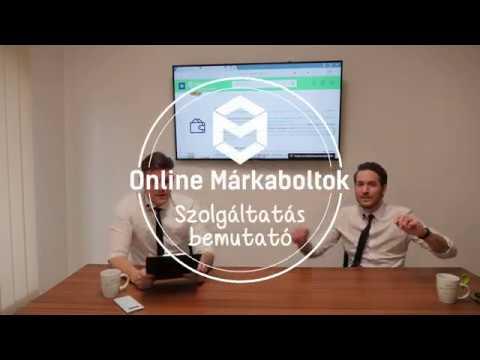 Online Márkaboltok  - Mi az az onlinePénztárca?