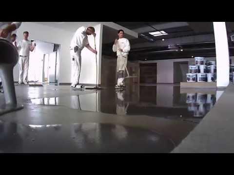 Fugenlos - grenzenlos - Spachtelboden - Mineralico, Betonoptik, fugenlos, Fußboden, Raumgestaltung