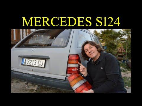 Wagon Third Brake Light Replacement - E Class - W124 - Mercedes-Benz