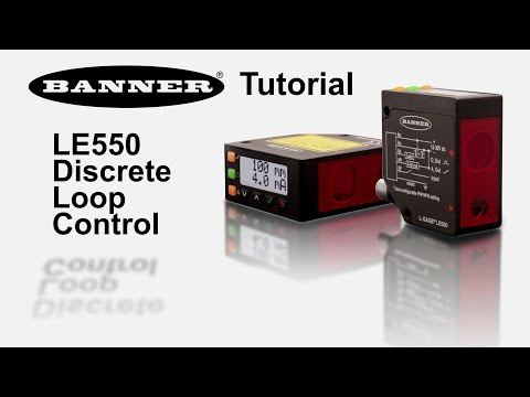 LE550 Discrete Loop Control