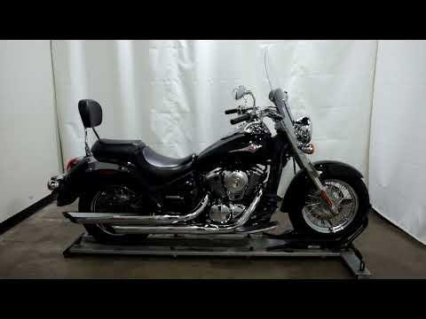 2009 Kawasaki Vulcan® 900 Classic in Eden Prairie, Minnesota - Video 1