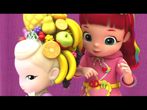 Rainbow Ruby - All Dolled Up - Full Episode 🌈 Toys and Songs 🎵