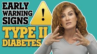 9 Early WARNING SIGNS of Type II Diabetes || Know Before It's TOO LATE