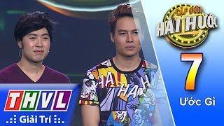 THVL | Cặp Đôi Hài Hước Mùa 2 – Tập 7[2]: Anh Muốn Em Sống Sao - Võ Tấn Phát, Akira Phan