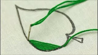 Embroidery For Beginners : Cross Stitch, Satin Stitch And French Knots, Bordados Para Principiantes