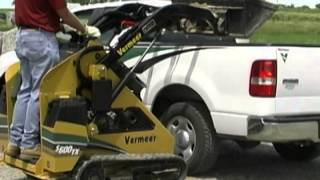 Mini Skid Steer Safety & Operations Video | Vermeer