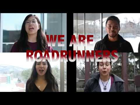 We Are Roadrunners - Ramapo College of New Jersey - Part II