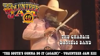 The South's Gonna Do It (Again) - The Charlie Daniels Band - Volunteer Jam XIII