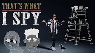 Bruno Mars Vs KYLE  Thats What I Spy Mashup
