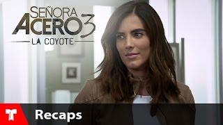 Señora Acero 3 | Recap (12092016) | Telemundo Novelas