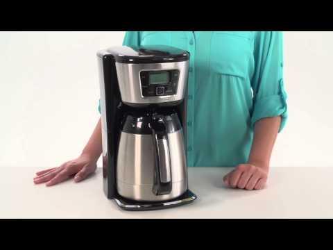 Black + Decker 12-Cup* Thermal Coffeemaker