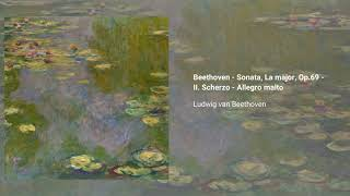 Cello sonata no. 3 in A major, Op. 69