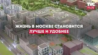 Какими будут новые московские кварталы