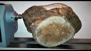 Woodturning - An End-Grain Sycamore Bowl