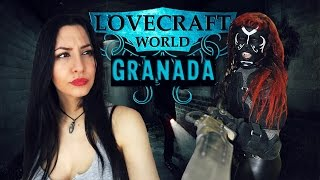 Vlog Lovecraft World Granada - ¡IROS A CASA! | SoyIttara