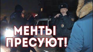 Нашли угнанную Мазду, а полиция пресует / Mazda CX5 / СПУА.РФ