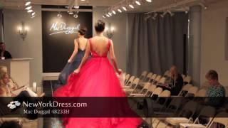 Mac Duggal 48233H Dress - NewYorkDress.com