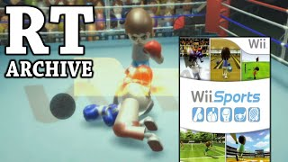 RTGame Archive:  Wii Sports + Club Penguin