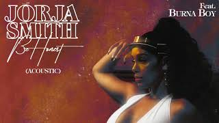 Jorja Smith   Be Honest (feat. Burna Boy) Acoustic
