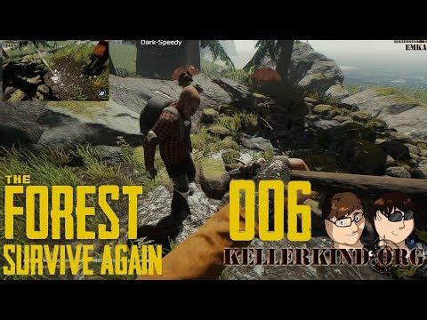Jäger auf Erkundungstour ★ #006 ★ We play The Forest - SURVIVE AGAIN [HD|60FPS]